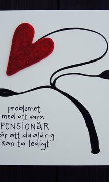 Problemet med att vara pensionär är att du aldrig kan ta ledigt..