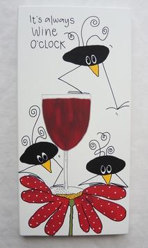 It´s always Wine o´clock